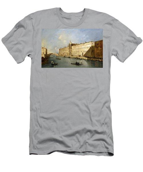 Rio Dei Mendicanti Men's T-Shirt (Athletic Fit)