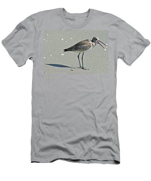 Sandpiper 4 Men's T-Shirt (Slim Fit) by Joe Faherty