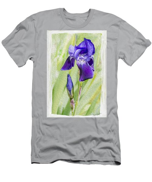 Seeing Purple Men's T-Shirt (Athletic Fit)