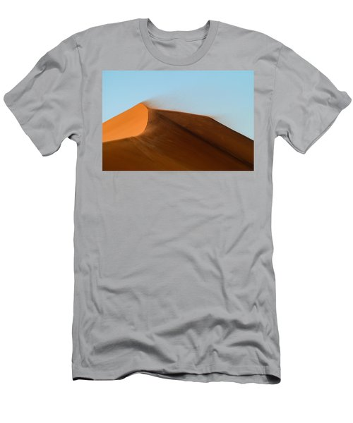 Shifting Sand Men's T-Shirt (Athletic Fit)