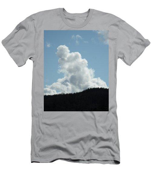 Statuesque Men's T-Shirt (Slim Fit) by James Barnes