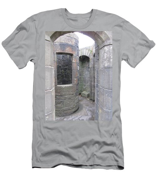 Stone Archwork Men's T-Shirt (Athletic Fit)