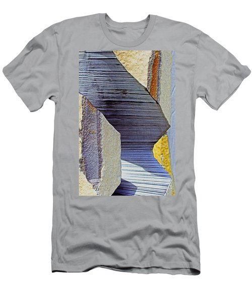 Stone Geometrics Men's T-Shirt (Athletic Fit)