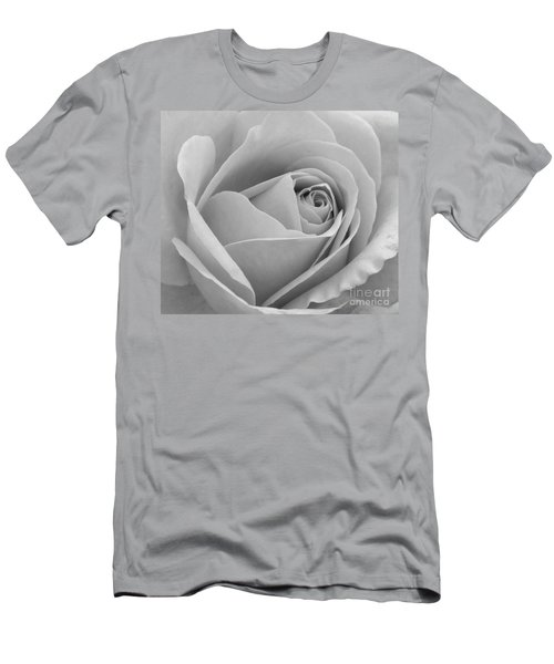 Men's T-Shirt (Slim Fit) featuring the photograph Study In Black And White by Cindy Manero