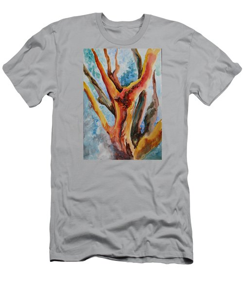 Symphony Of Branches Men's T-Shirt (Athletic Fit)