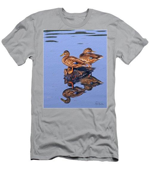 Tattle Tale Men's T-Shirt (Athletic Fit)