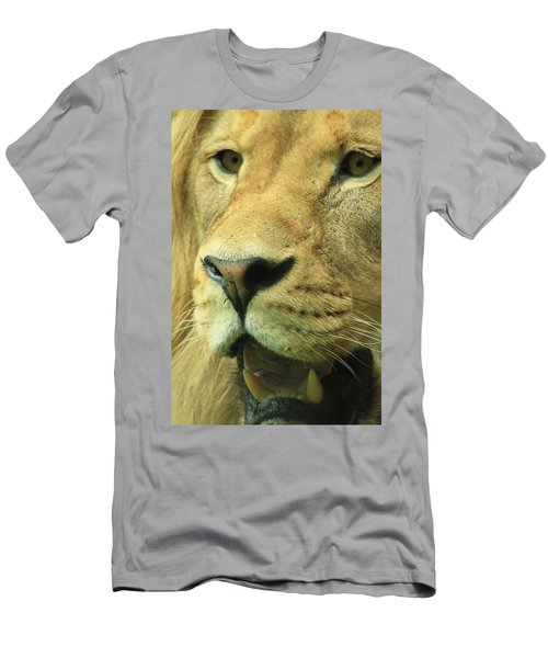 The Face Of God Men's T-Shirt (Athletic Fit)