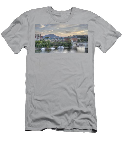 The Mountain Men's T-Shirt (Athletic Fit)