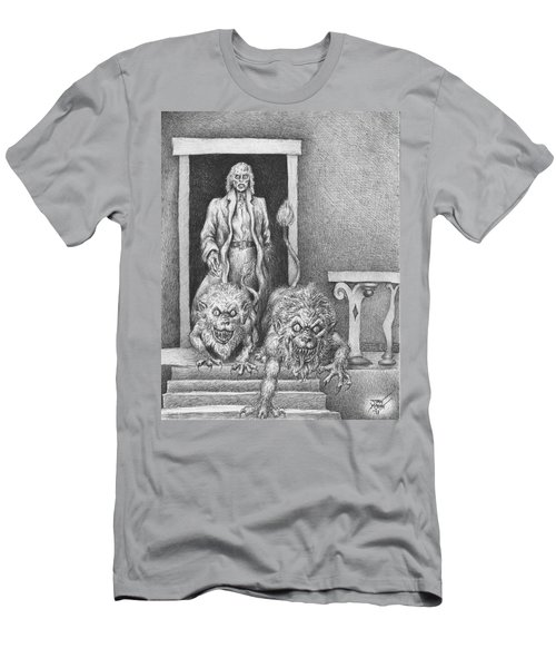 The Old Man's Dogs Men's T-Shirt (Athletic Fit)