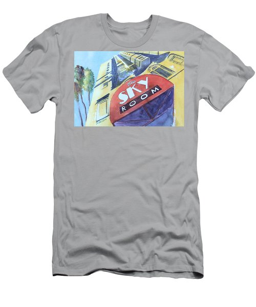 The Sky Room Men's T-Shirt (Athletic Fit)