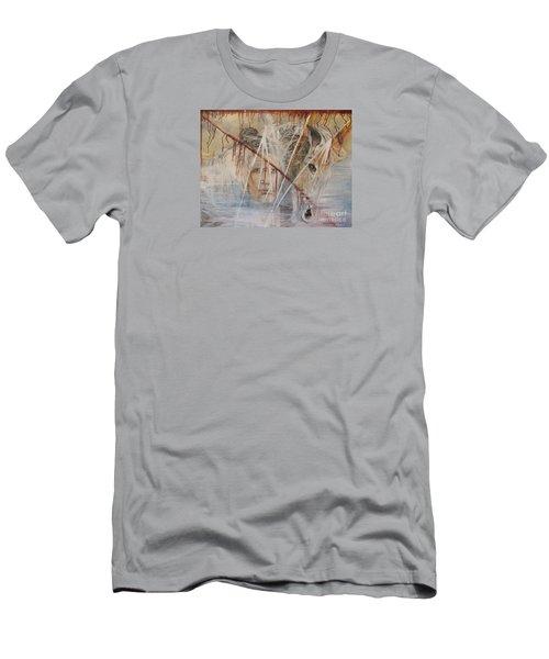 The Spirit Of Masauwu Men's T-Shirt (Athletic Fit)