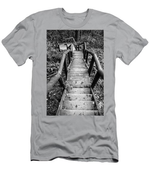 The Way Down Men's T-Shirt (Athletic Fit)