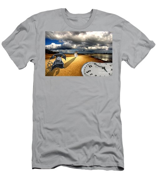 Tribute To Dali Men's T-Shirt (Athletic Fit)