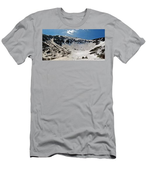 Tuckermans Ravine Men's T-Shirt (Athletic Fit)