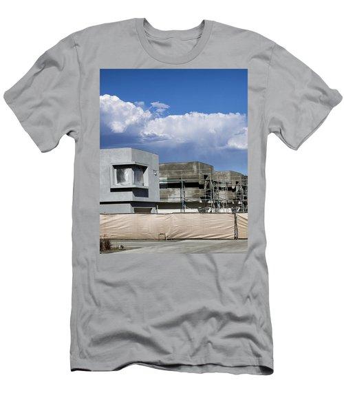 Under Construction Palm Springs Men's T-Shirt (Athletic Fit)