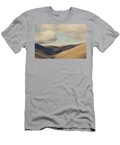 Up Above The Darkness Men's T-Shirt (Athletic Fit)