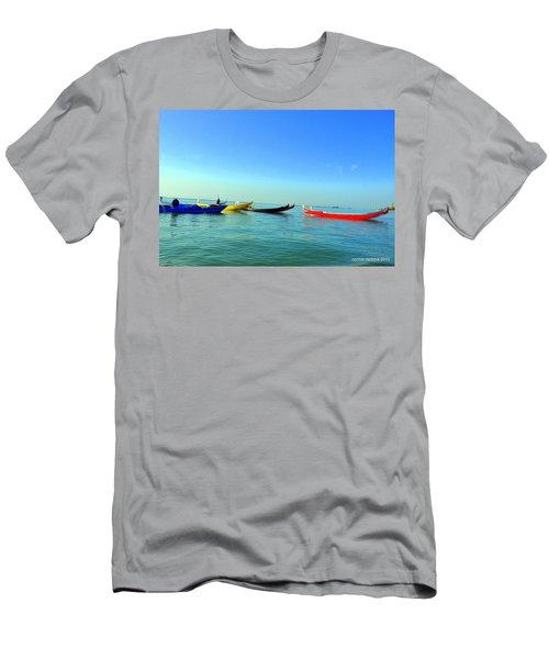 Venetian Ride Men's T-Shirt (Athletic Fit)