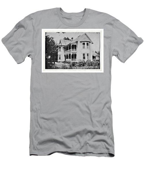 Vintage Victorian House Men's T-Shirt (Athletic Fit)
