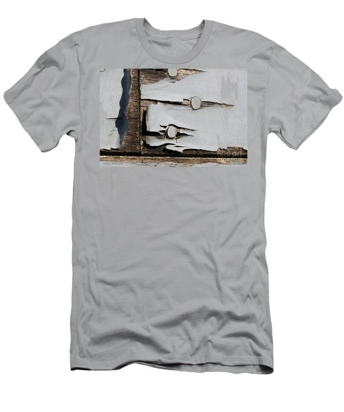 Weathered Men's T-Shirt (Athletic Fit)