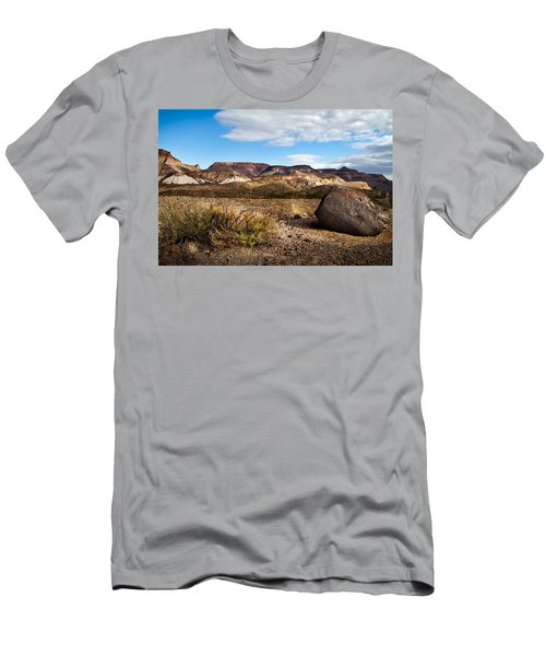 West Texas Men's T-Shirt (Athletic Fit)