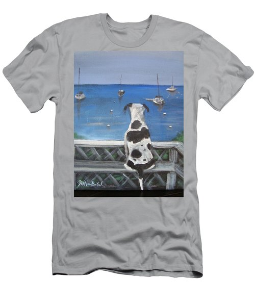 When My Ship Comes In Men's T-Shirt (Slim Fit)