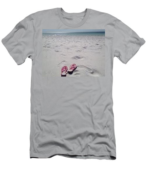 Where Dreams May Come Men's T-Shirt (Slim Fit) by Laurie L