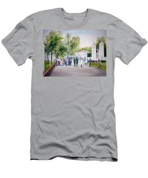 White City Men's T-Shirt (Athletic Fit)