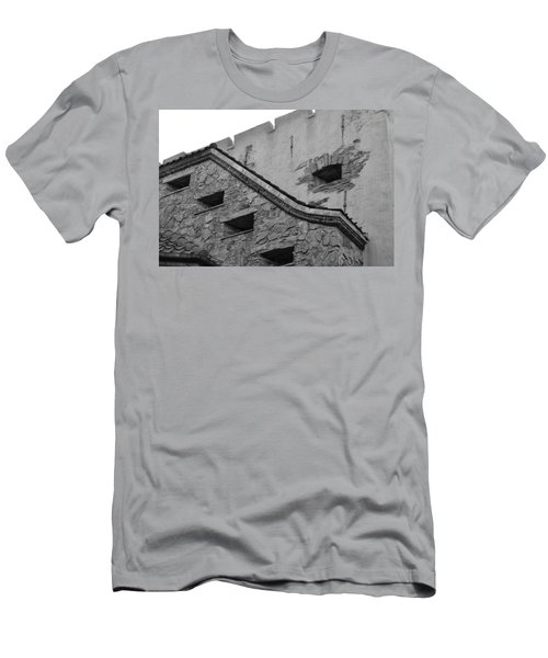 Windowed Wall Men's T-Shirt (Athletic Fit)