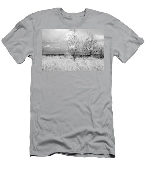 Winter Bare Men's T-Shirt (Athletic Fit)