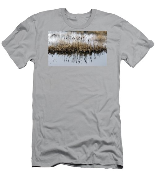 Men's T-Shirt (Slim Fit) featuring the photograph Winter Bouquet by I'ina Van Lawick