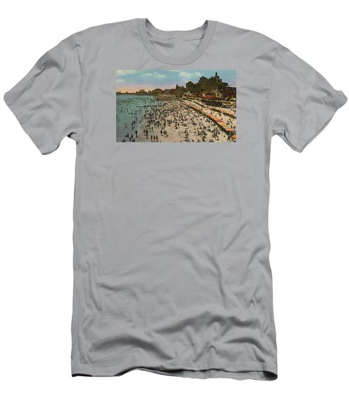 Atlantic City Spectacle Men's T-Shirt (Slim Fit) by Unknown