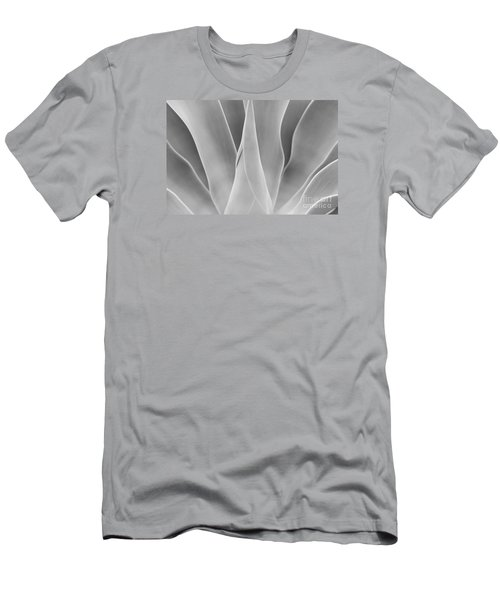 Men's T-Shirt (Athletic Fit) featuring the photograph Agave Waves   by John F Tsumas