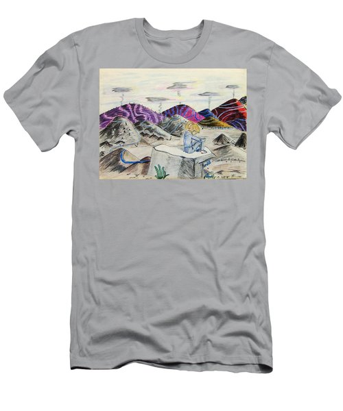 Lost Childhood Men's T-Shirt (Athletic Fit)