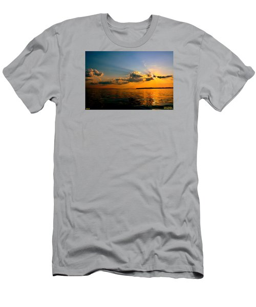 Perfect Ending To A Perfect Day Men's T-Shirt (Athletic Fit)