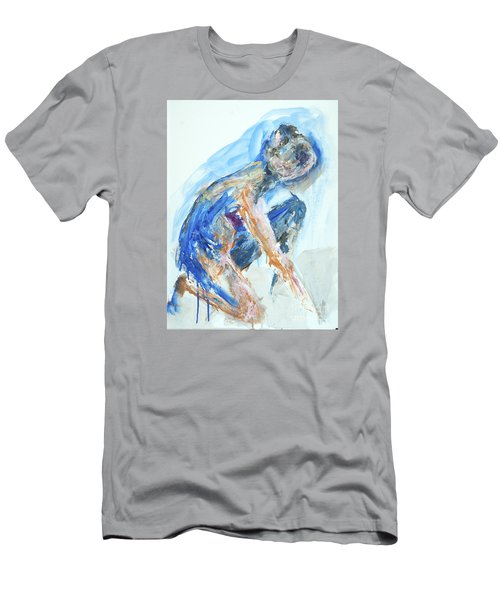 04955 Gardener Men's T-Shirt (Slim Fit) by AnneKarin Glass