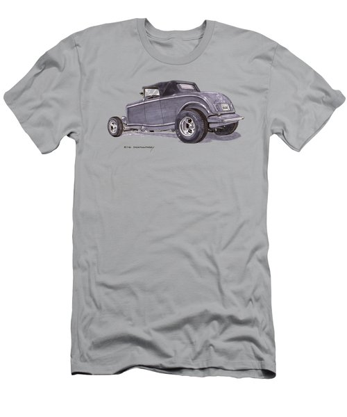 1932 Ford Hot Rod Men's T-Shirt (Athletic Fit)