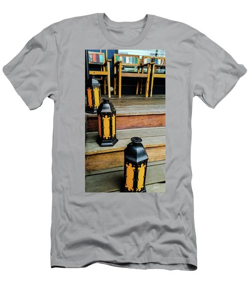 A Wonderful Place To Sit And Read Men's T-Shirt (Athletic Fit)