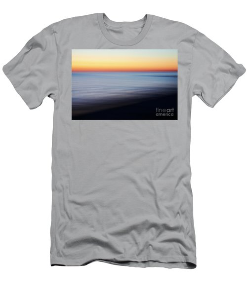 Abstract Sky Men's T-Shirt (Athletic Fit)