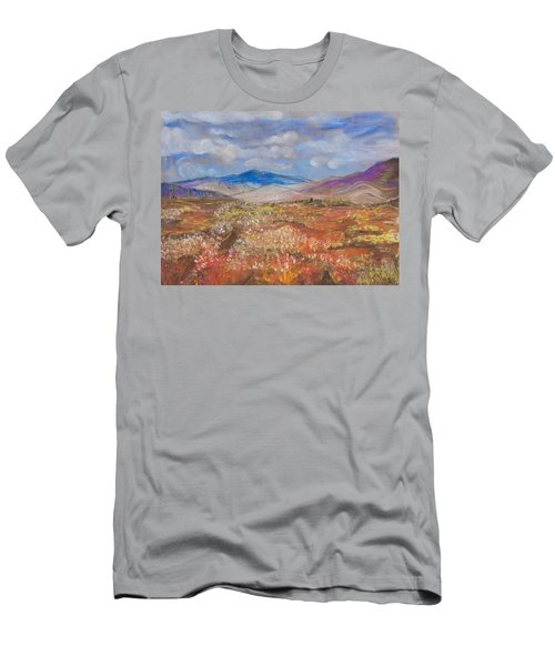 Alaskan Meadow Men's T-Shirt (Athletic Fit)