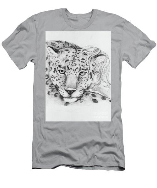 Anam Leopards Men's T-Shirt (Athletic Fit)