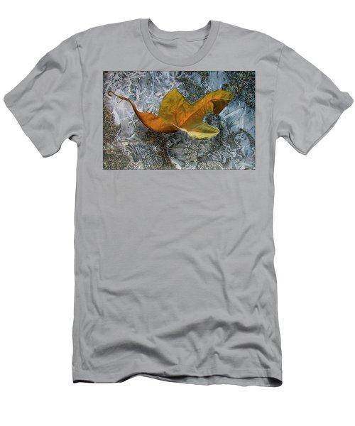 Autumn Leaf Men's T-Shirt (Athletic Fit)