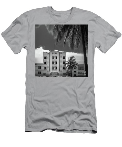 Beacon Hotel Miami Men's T-Shirt (Athletic Fit)