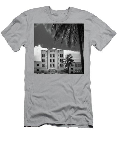 Beacon Hotel Miami Men's T-Shirt (Athletic Fit)