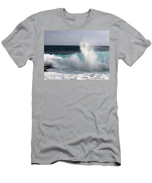 Beauty Men's T-Shirt (Athletic Fit)