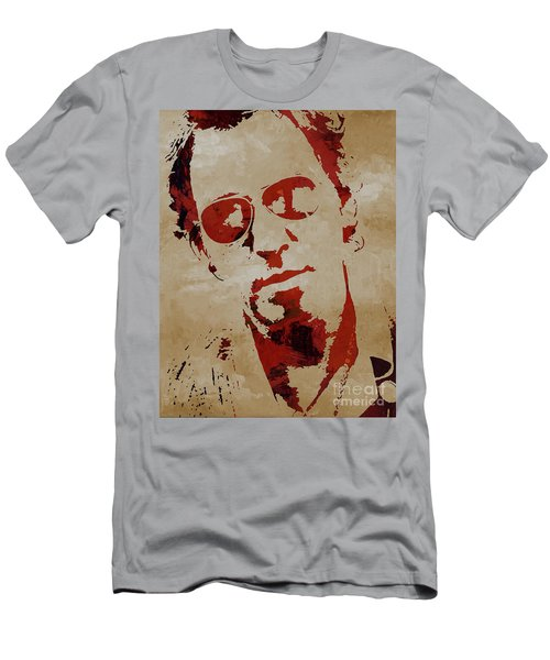 Chris Martin Coldplay Men's T-Shirt (Athletic Fit)