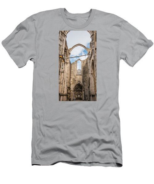 Church At Carmo Convent Men's T-Shirt (Athletic Fit)