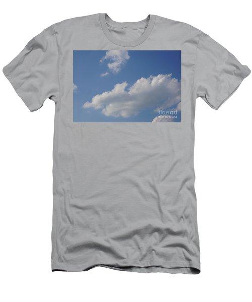 Clouds 15 Men's T-Shirt (Athletic Fit)