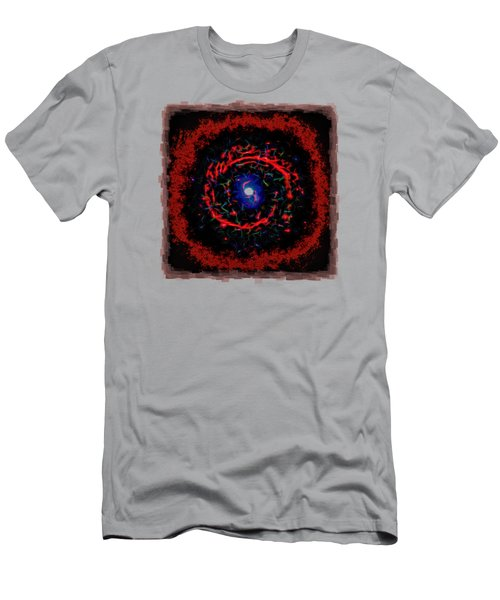 Cosmic Eye 2 Men's T-Shirt (Slim Fit) by John M Bailey