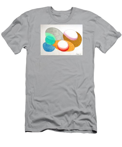Men's T-Shirt (Athletic Fit) featuring the photograph Curves And Things by Rod Ismay
