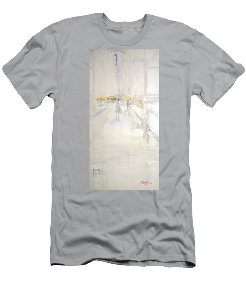 Early Winter In Manhattan Men's T-Shirt (Athletic Fit)